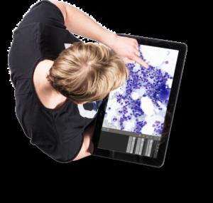 Digital mikroskopieren